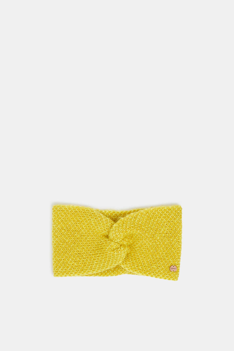 Headband with knot detail, PISTACHIO GREEN, detail image number 0