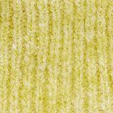 Alpaca blend: hat made of Italian yarn, CITRUS GREEN, swatch