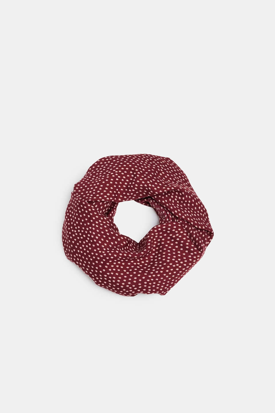 Esprit - Snood with an all-over print