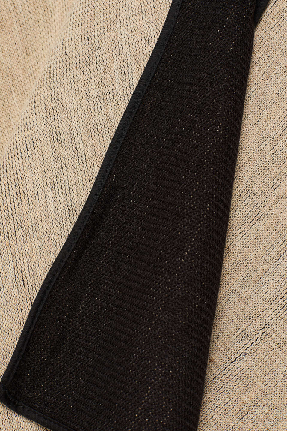 Shawls/Scarves, BLACK, detail image number 5