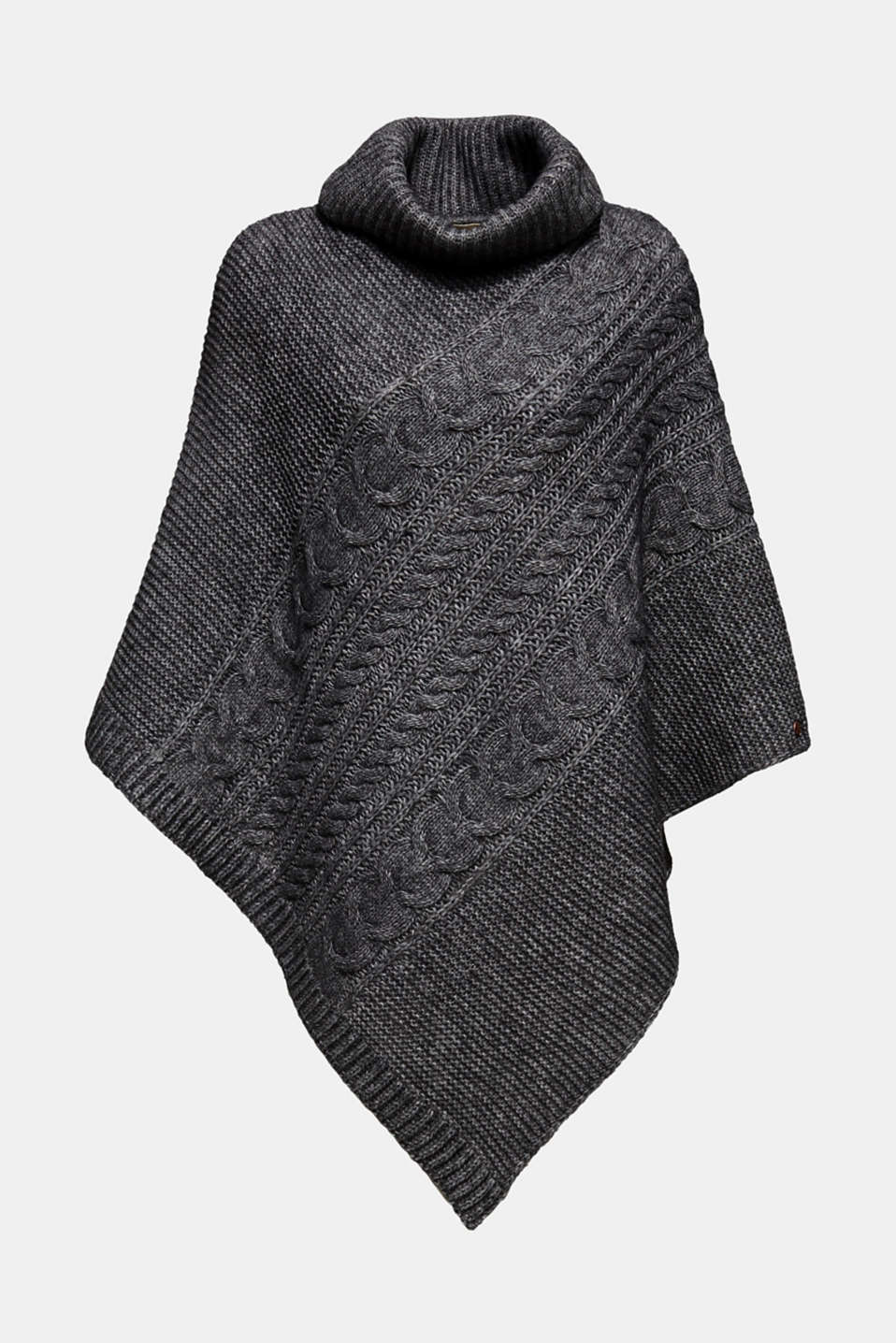 Shawls/Scarves, GREY, detail image number 1