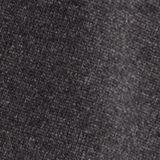 Cashmere/wool blend: fine-knit scarf, DARK GREY, swatch