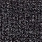 Hat with a wide, ribbed turn-up, BLACK, swatch