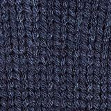 Hat with a wide, ribbed turn-up, NAVY, swatch