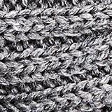 With wool: scarf with stripes, DARK GREY, swatch