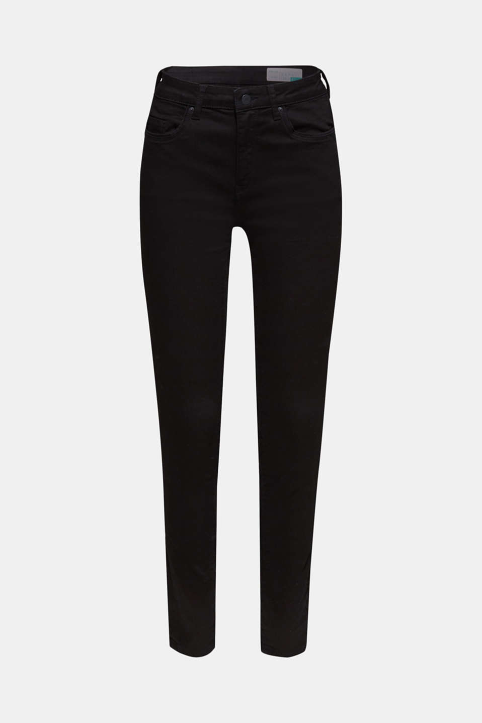 Esprit - Jeans stretch in denim nero