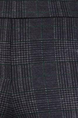 Treggings in a flannel look