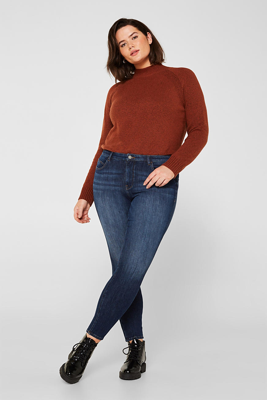 CURVY shaping jeans