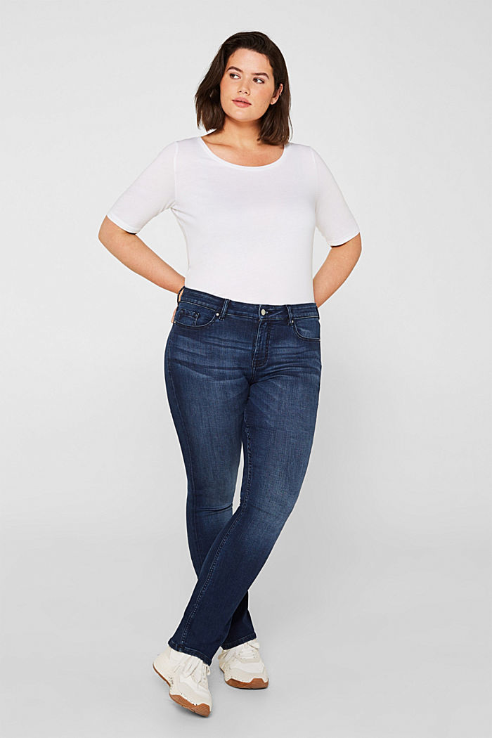 CURVY super stretch jeans