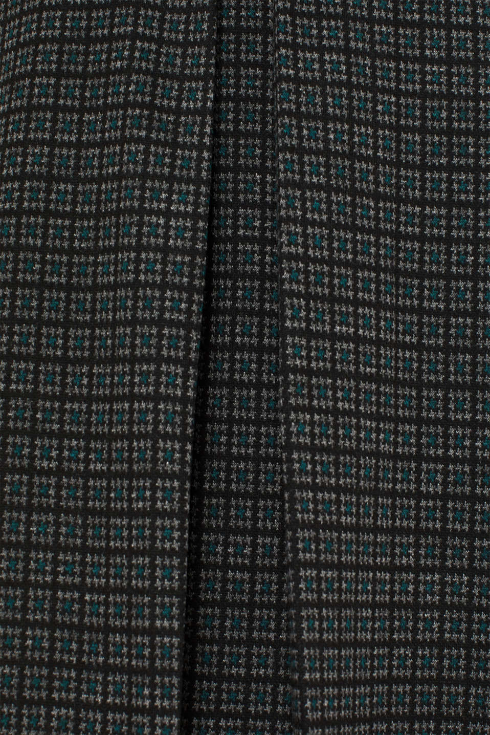 Skirts knitted, DARK TEAL GREEN, detail image number 4