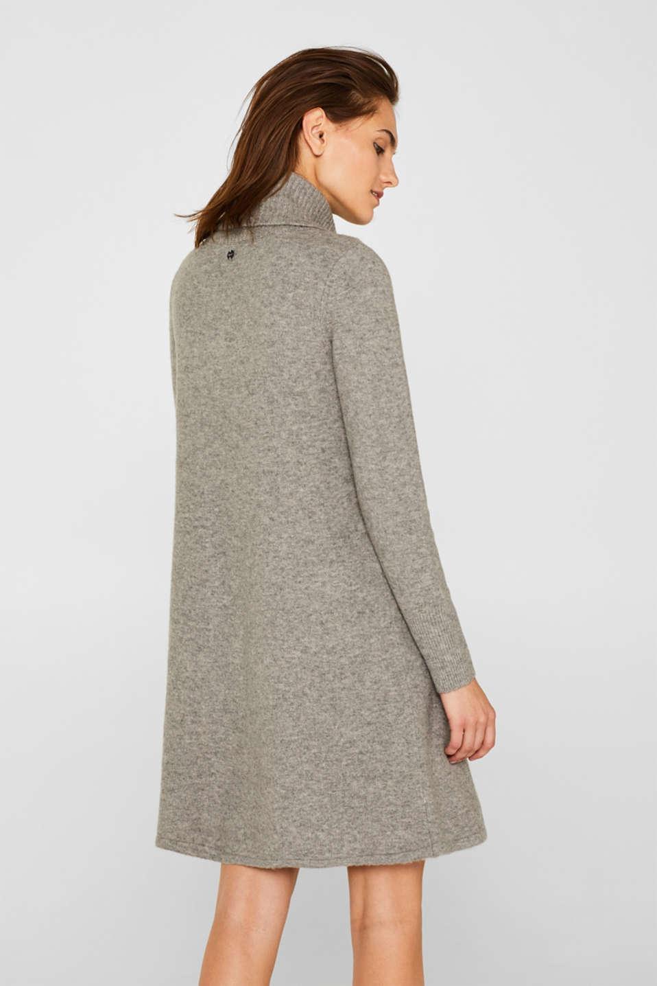 Dresses flat knitted, MEDIUM GREY 5, detail image number 2