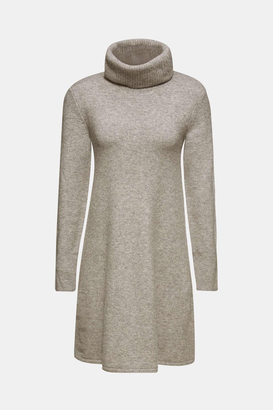 Dresses flat knitted, MEDIUM GREY 5, detail image number 6