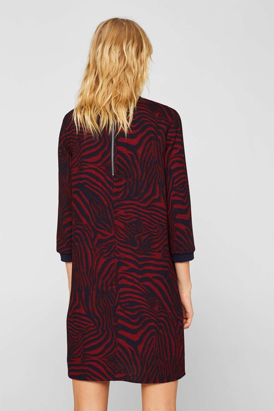 Dresses light woven, GARNET RED, detail image number 2