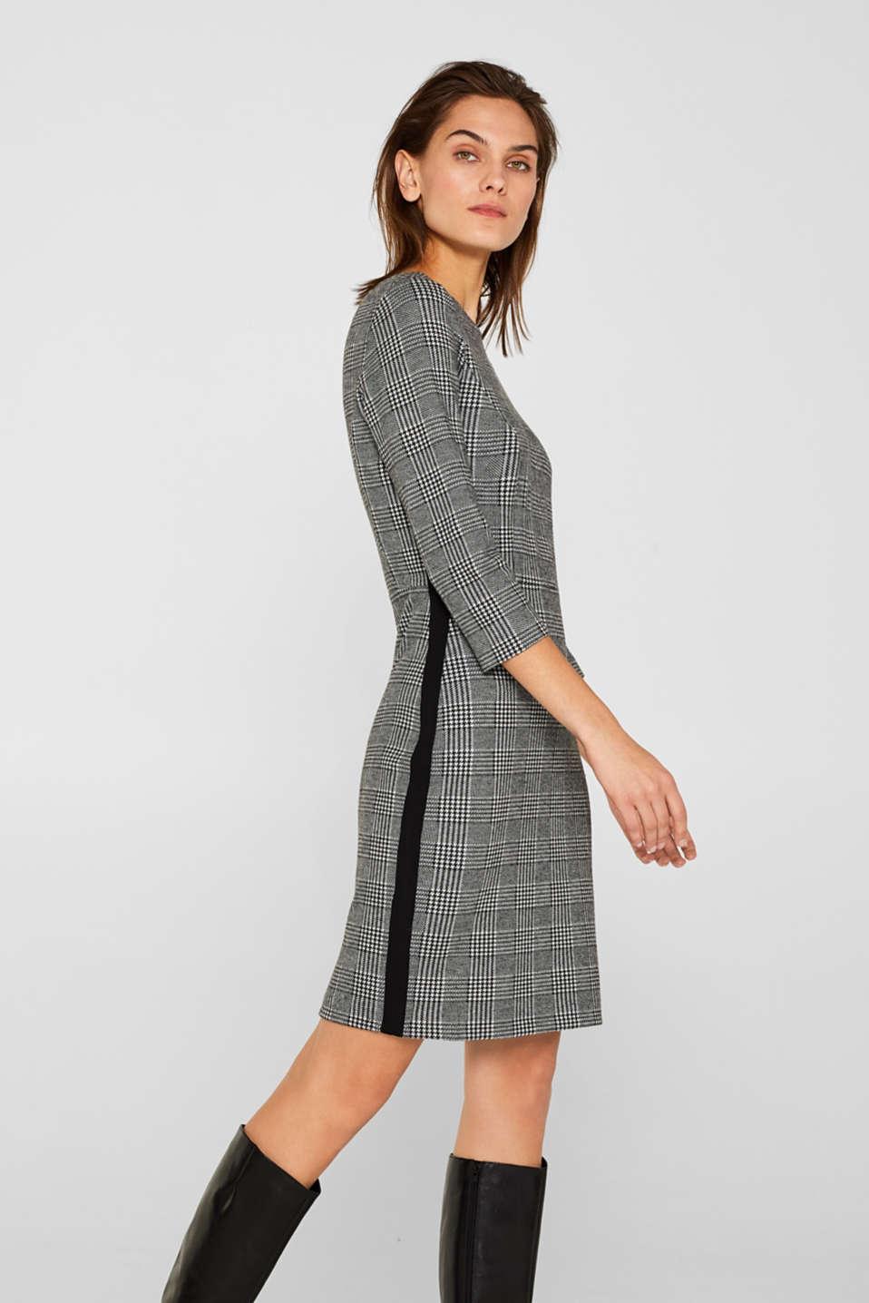 Dresses knitted, BLACK 2, detail image number 0