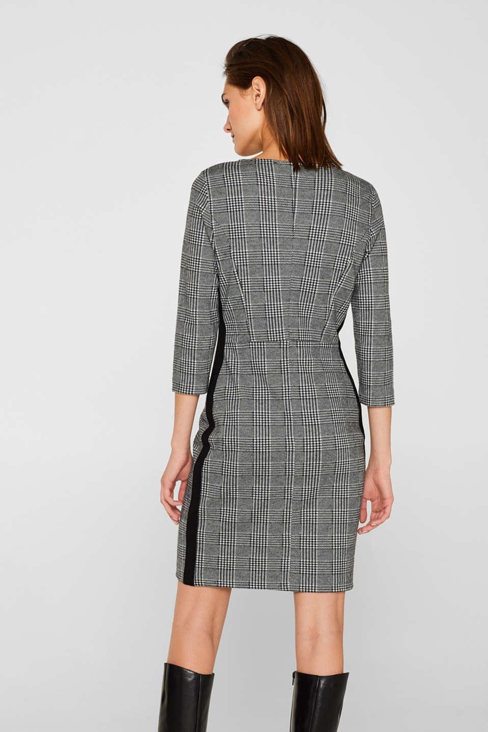 Dresses knitted, BLACK 2, detail image number 2
