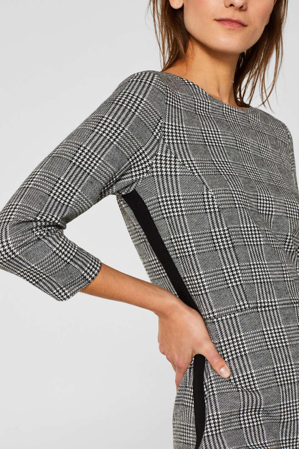 Dresses knitted, BLACK 2, detail image number 3