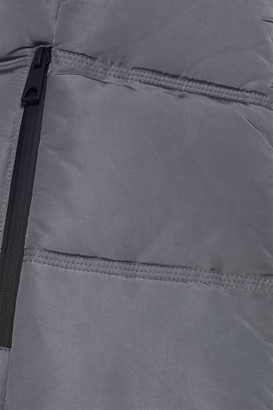 Quilted jacket with 3M™ Thinsulate™ technology, DARK GREY, detail image number 4