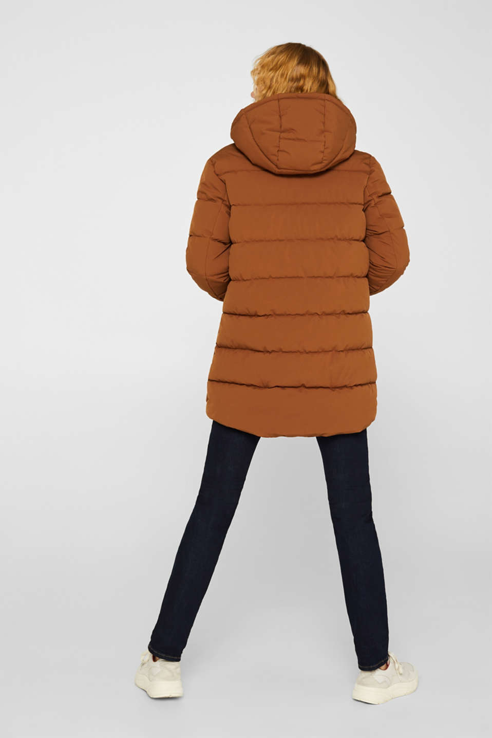 Quilted jacket with 3M™ Thinsulate™ padding, TOFFEE, detail image number 3