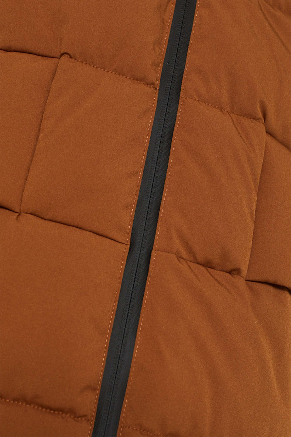 Quilted jacket with 3M™ Thinsulate™ padding, TOFFEE, detail image number 4