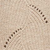 With wool: Jumper with a textured pattern, LIGHT BEIGE 5, swatch