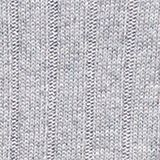 With cashmere: widely ribbed jumper, MEDIUM GREY 5, swatch