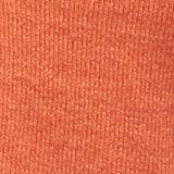 Cashmere blend: fine knit cardigan, BURNT ORANGE 5, swatch