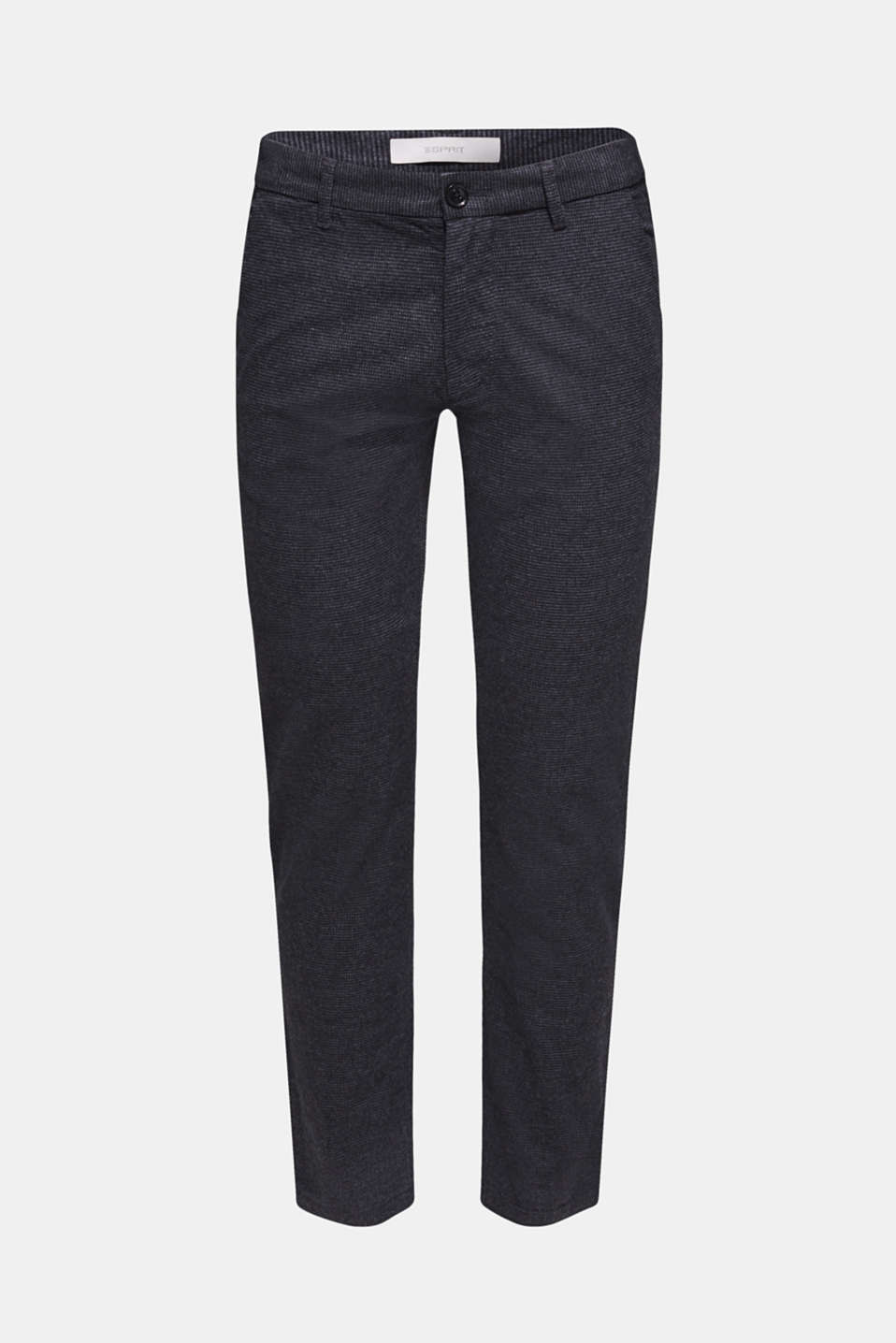 Pants woven Slim fit, NAVY, detail image number 5