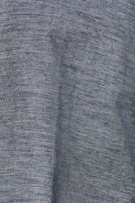 100% cotton shirt, GREY BLUE, detail