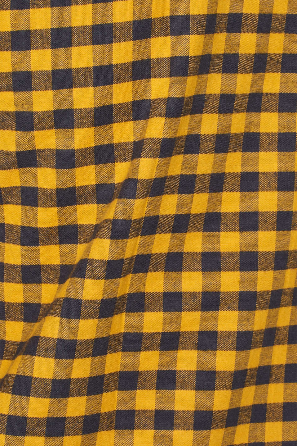 Shirts woven Regular fit, YELLOW, detail image number 4