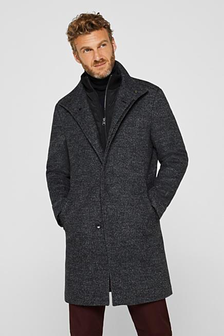Jacken & Mäntel für Herren im Online Shop kaufen | ESPRIT