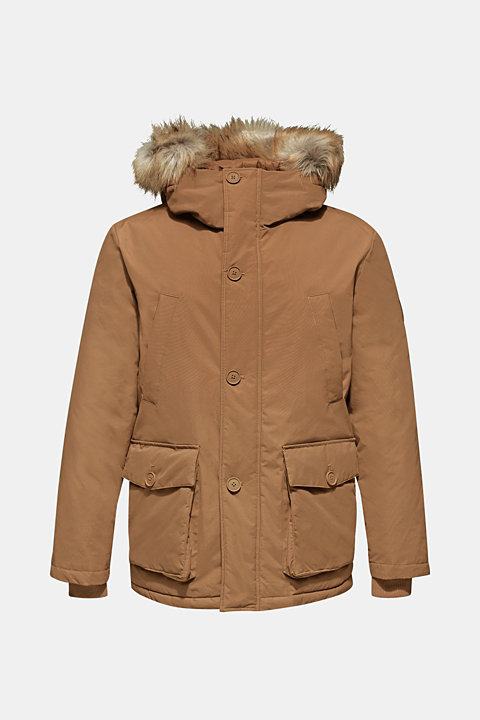 Parka with 3M™ Thinsulate™ padding