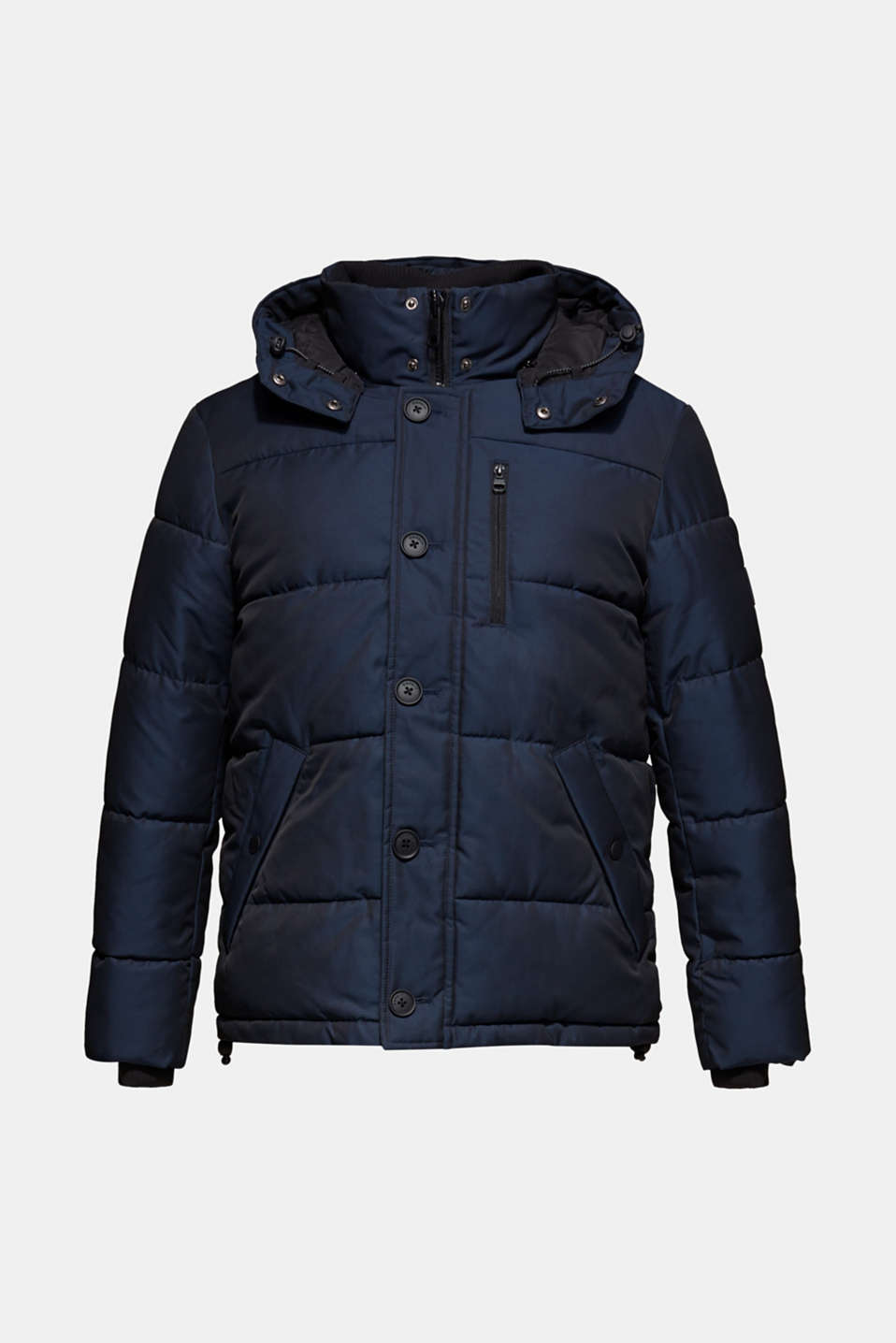 Quilted jacket with 3M® Thinsulate® padding, NAVY, detail image number 6