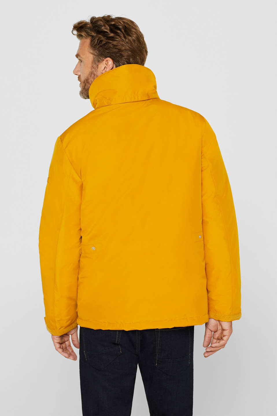 Jacket with 3M™ Thinsulate™ padding, YELLOW, detail image number 3