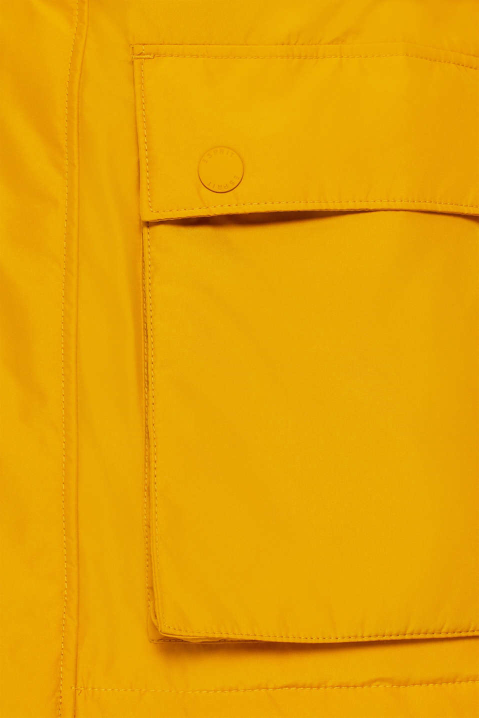 Jacket with 3M™ Thinsulate™ padding, YELLOW, detail image number 4