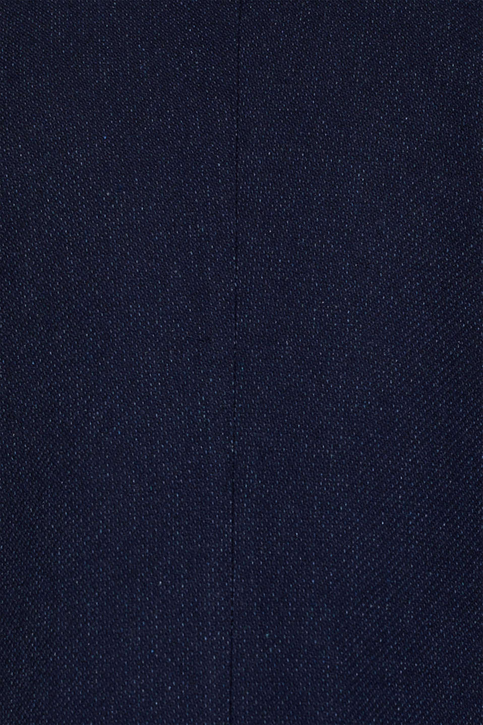 With wool: textured jacket, DARK BLUE, detail image number 5