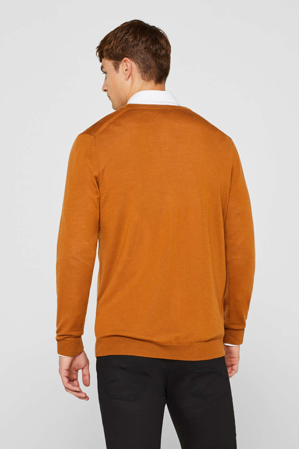 Sweaters, CARAMEL, detail image number 3