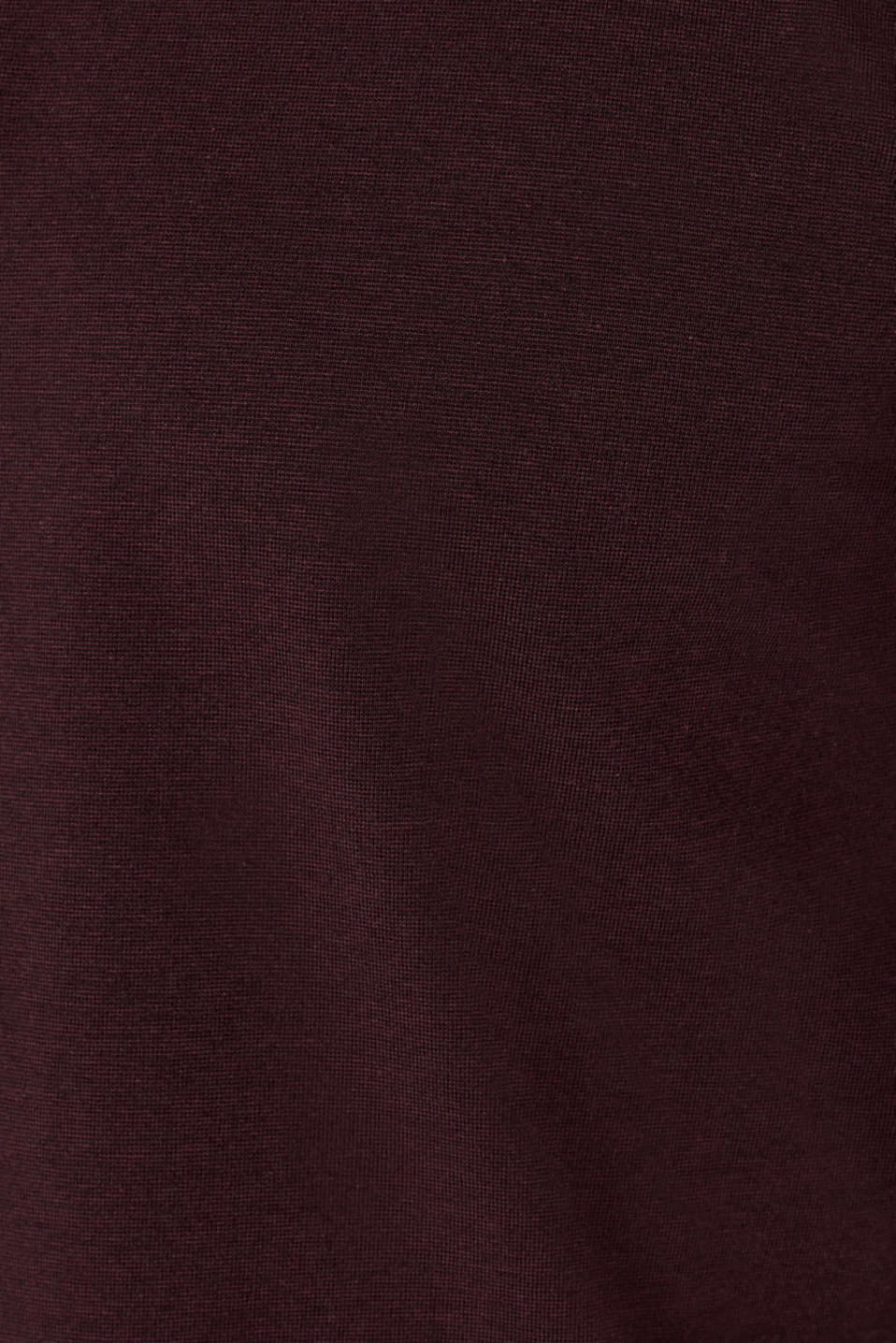 Polo shirts, GARNET RED, detail image number 3