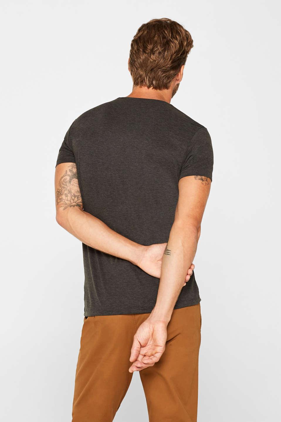 T-Shirts, DARK GREY, detail image number 3