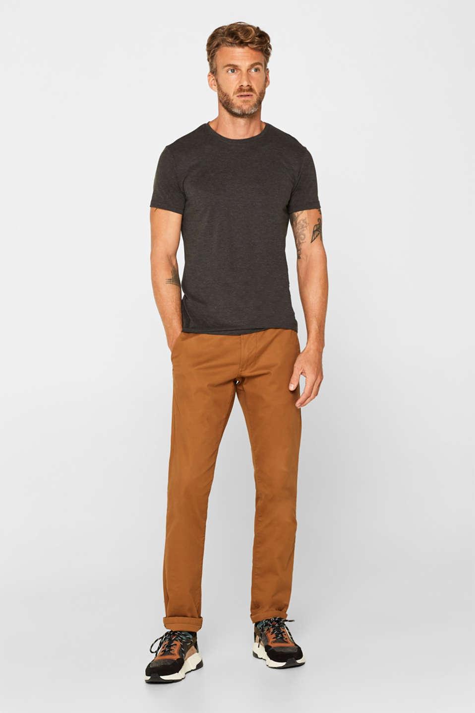 T-Shirts, DARK GREY, detail image number 4