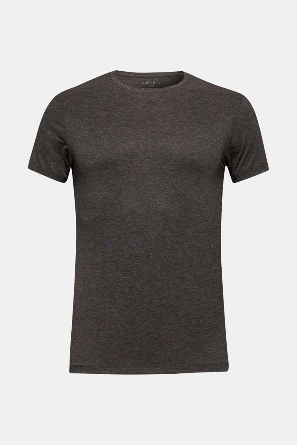 T-Shirts, DARK GREY, detail image number 6