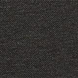 Drawstring collar sweatshirt in blended cotton, DARK GREY, swatch