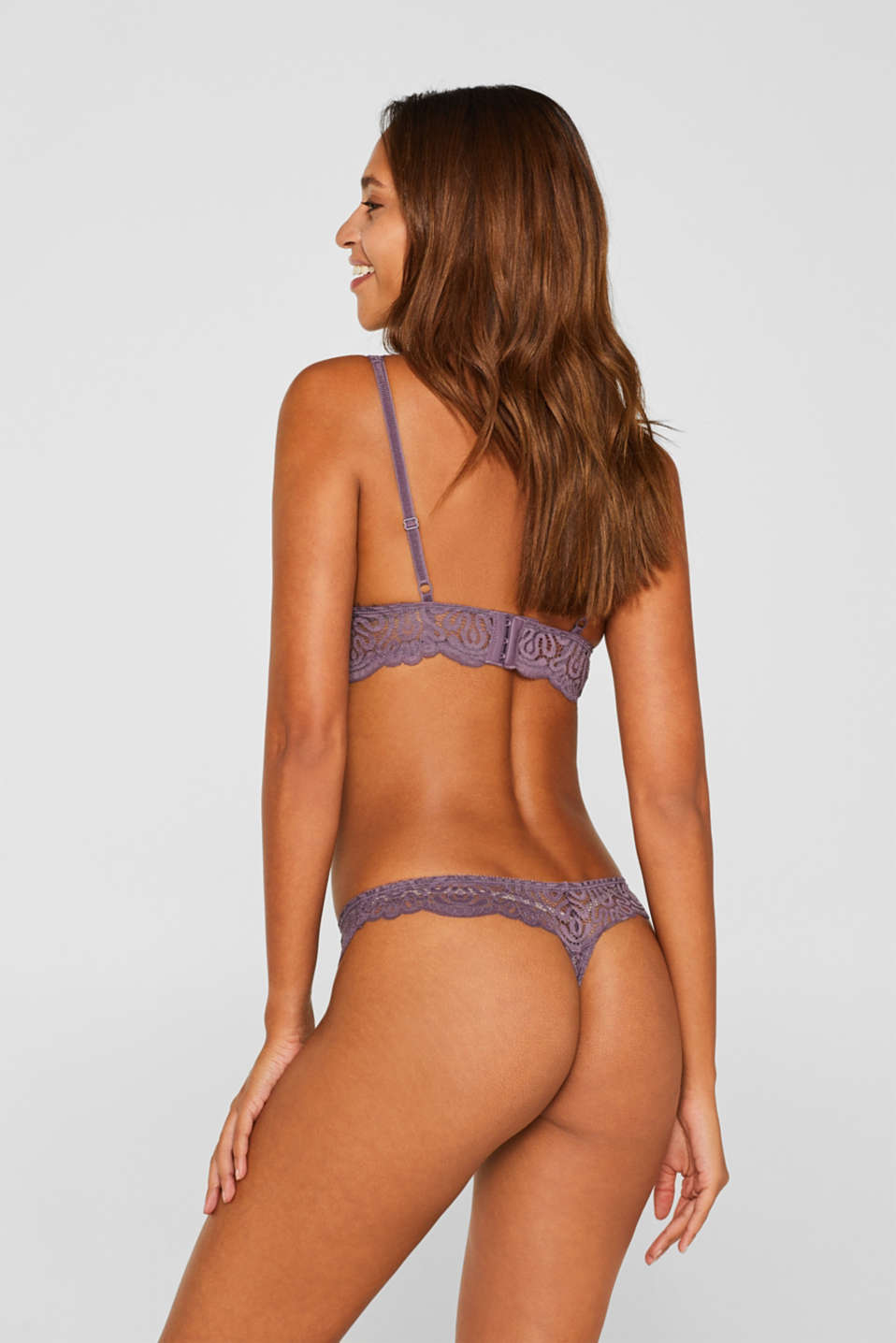 Bottoms, BERRY PURPLE, detail image number 2