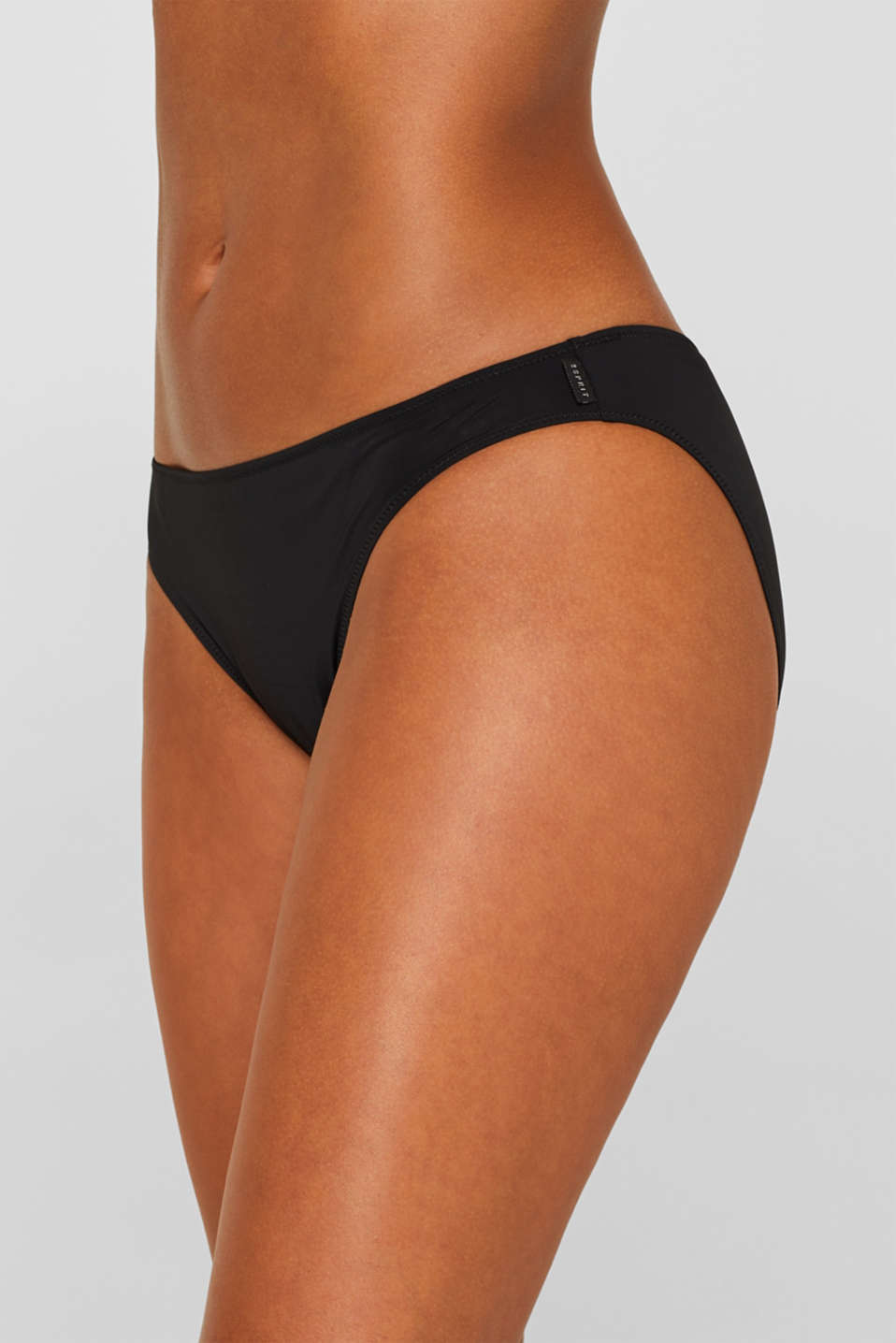 Microfibre briefs in a double pack, BLACK, detail image number 1