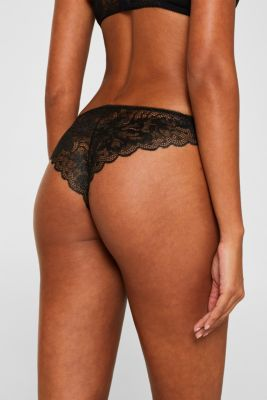 Hipster briefs made of formal lace