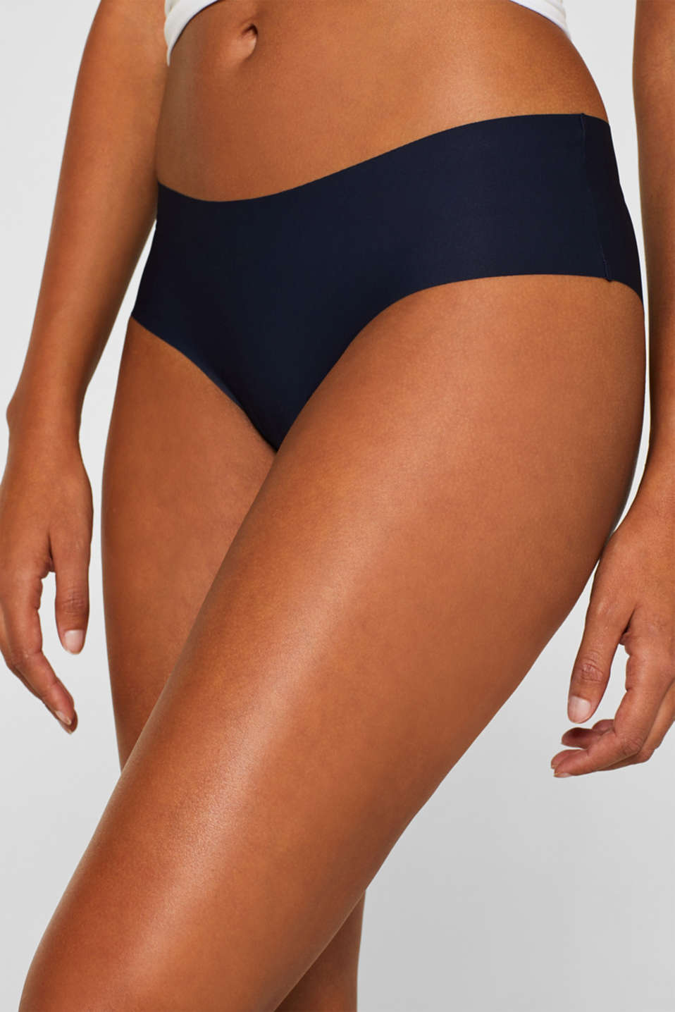 Hipster briefs in a double pack, NAVY, detail image number 1