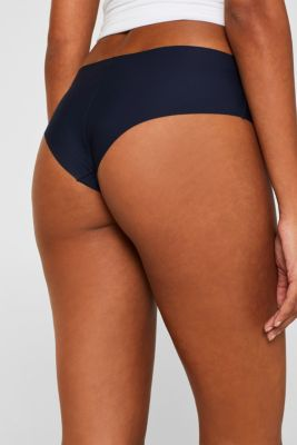 Hipster briefs in a double pack, NAVY, detail