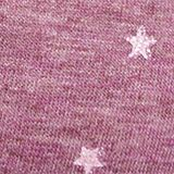 Padded soft bra with a star print, MAUVE, swatch