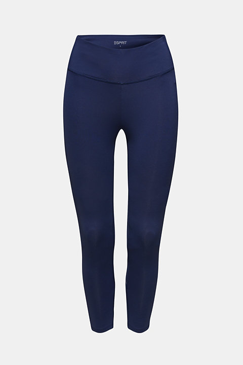 Leggings with piping, E-DRY