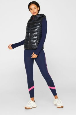 Body warmer with 3M™ Thinsulate™ filling, BLACK, detail