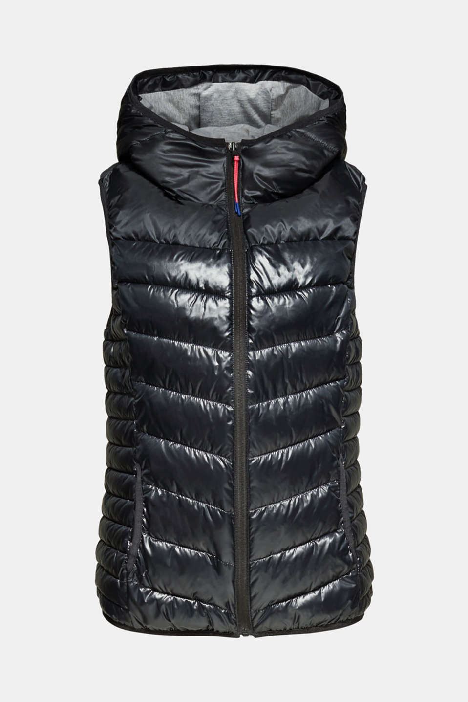 Body warmer with 3M™ Thinsulate™ filling, BLACK, detail image number 6